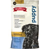 The Missing Link Puppy Health Formula, 8-oz-pouch