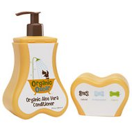 Organic Oscar Aloe Vera Conditioner For Dogs, 8-oz bottle
