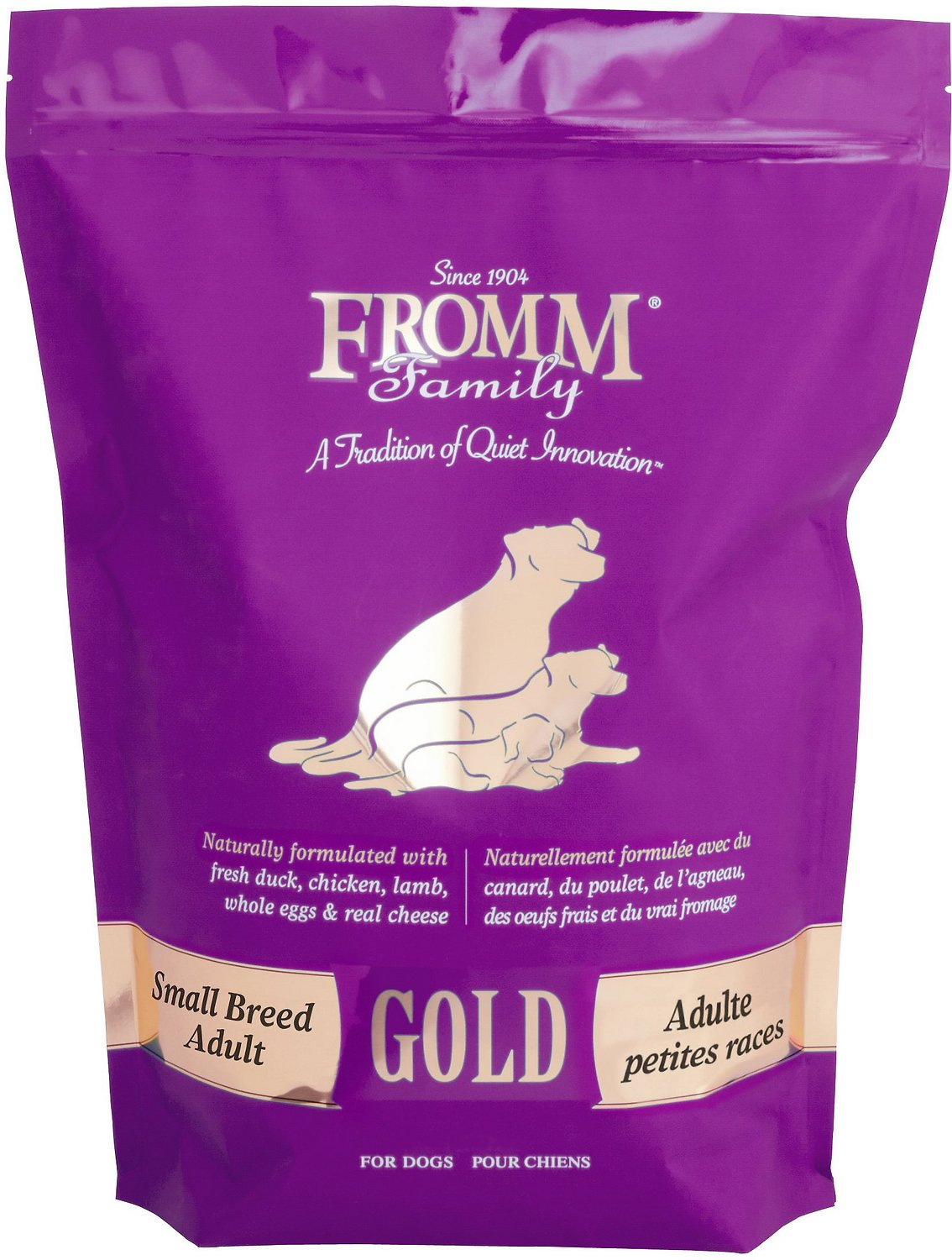 Fromm Gold Small Breed Adult Dry Dog Food 15 Lb Bag