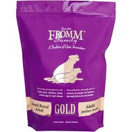 Fromm Gold Small Breed Adult Dry Dog Food, 15-lb bag