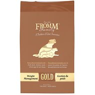 Fromm Gold Weight Management Dry Dog Food, 33-lb bag