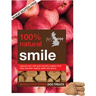 Isle of Dogs 100% Natural Smile Dog Treats, 12-oz bag
