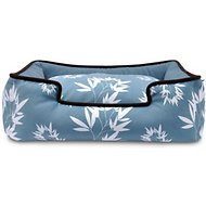 P.L.A.Y. Pet Lifestyle and You Bamboo Lounge Bed, Blue, Medium
