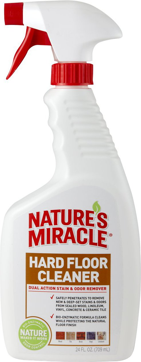 Nature S Miracle Dual Action Hard Floor Stain Amp Odor