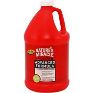 Nature's Miracle Just For Cats Advanced Stain & Odor Remover, 1-gal