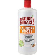 Nature's Miracle Laundry Boost Stain & Odor Additive, 32-oz bottle