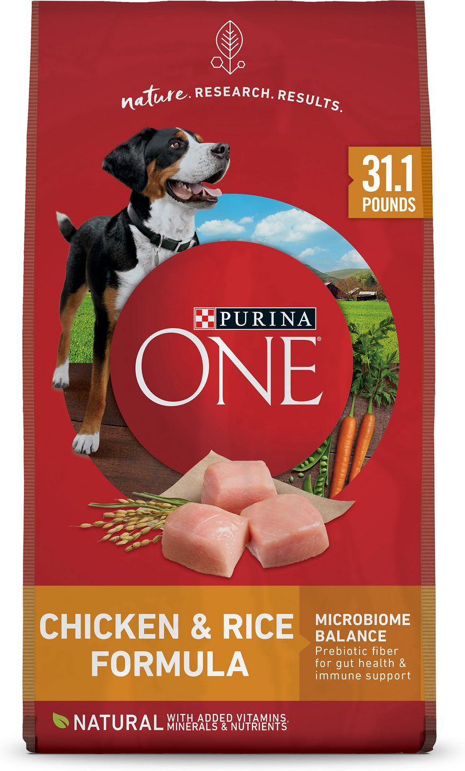 purina one smartblend chicken rice formula adult premium. Black Bedroom Furniture Sets. Home Design Ideas