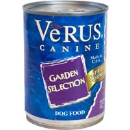 VeRUS Garden Select Formula Canned Dog Food, 13.2-oz, case of 12