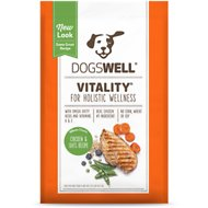 Dogswell Vitality Chicken & Oats Recipe Dry Dog Food, 22.5-lb bag