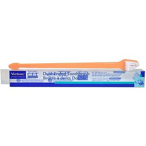 Virbac C.E.T. Dual Ended Dog & Cat Toothbrush