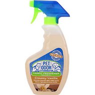 Pet Odor Exterminator Creamy Vanilla Fabric Spray, 15.6-oz spray