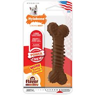 Nylabone DuraChew Textured Bone Chicken Flavor Dog Toy, Regular