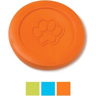 West Paw Zogoflex Zisc Dog Toy, Tangerine, Small