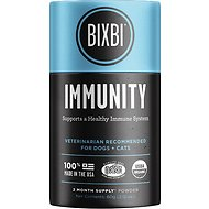 BIXBI Organic Pet Superfood Immunity Daily Dog & Cat Supplement, 2.12-oz jar