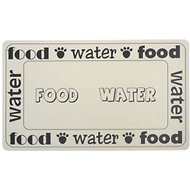 PetRageous Designs Food/Water Placemat
