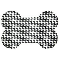 ORE Pet Foam Rubber Houndstooth Bone Placemat