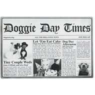 ORE Pet Doggie Day Times Placemat