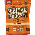 Primal Beef Formula Nuggets Grain-Free Raw Freeze-Dried Dog Food