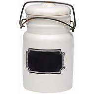 ORE Pet Ceramic Chalk Treat Jar, 3.75-in treat jar