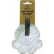 ORE Pet Recycled Melamine Paw Pet Food Scoop, Mini