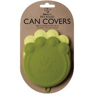 ORE Pet Can Cover, Green, 2-pack, 4-in wide