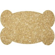 ORE Pet Recycled Rubber Natural Big Bone Placemat