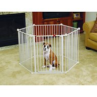 Carlson Pet Products Convertible Pet Yard