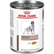 Royal Canin Veterinary Diet Hepatic Formula Canned Dog Food, 14.5-oz, case of 24