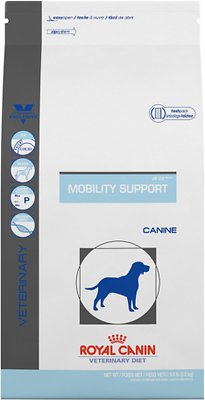 2. Royal Canin Veterinary Diet Mobility Support JS 23 Dry Dog Food
