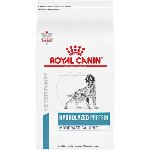 Royal Canin Veterinary Diet Hydrolyzed Protein Moderate Calorie Dry