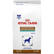 Royal Canin Veterinary Diet Gastrointestinal Moderate Calorie Dry Dog Food, 22-lb bag