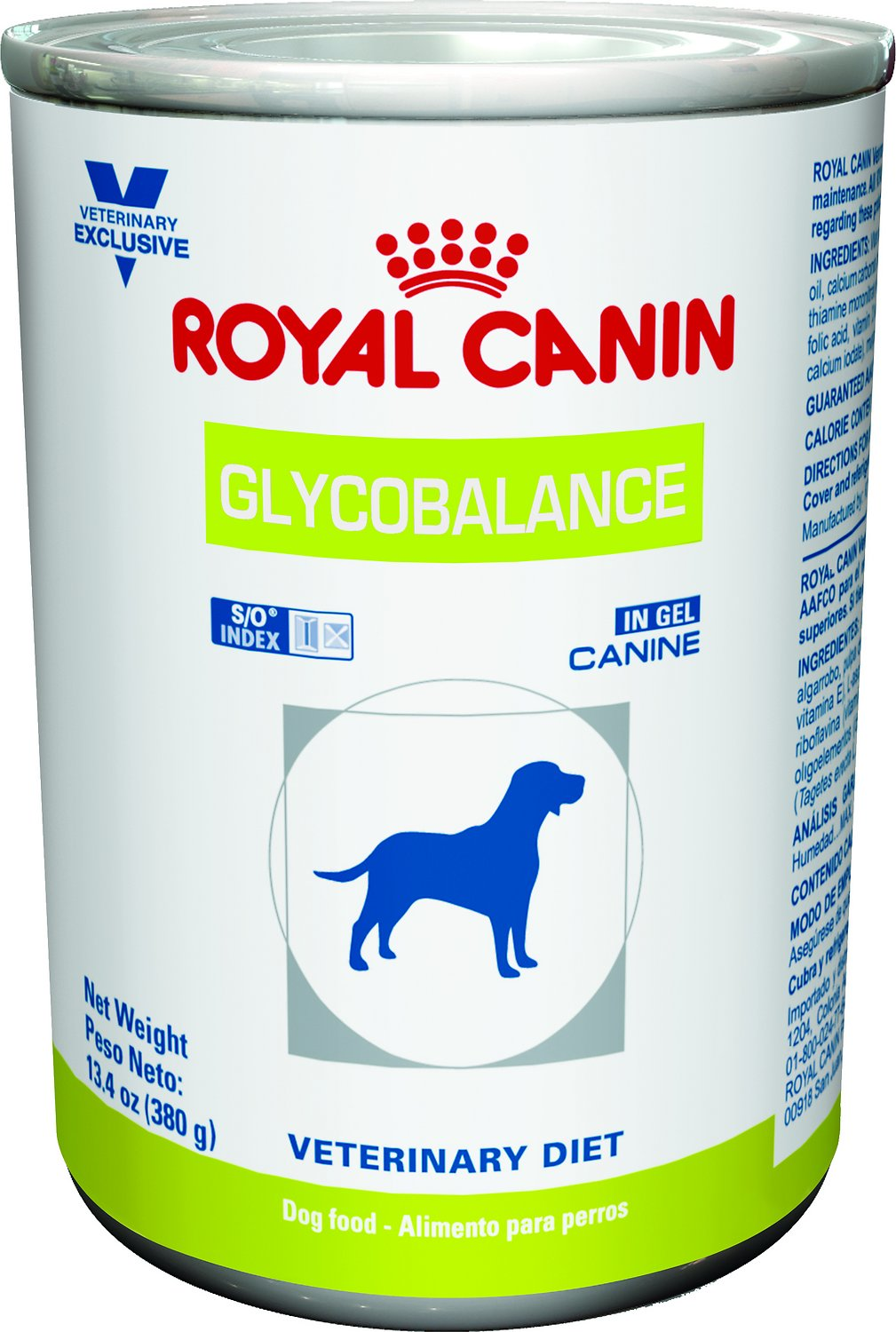 royal canin veterinary diet canine glycobalance canned dog food 13 4 oz case of 24. Black Bedroom Furniture Sets. Home Design Ideas