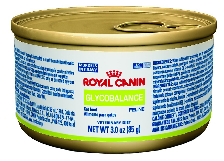 Glycobalance Cat Food