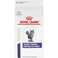 Royal Canin Veterinary Diet Weight Control Formula Dry Cat Food, 17.6-lb bag