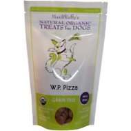 Max & Ruffy's W.P. Pizza Flavor Dog Treats, Mini Bites