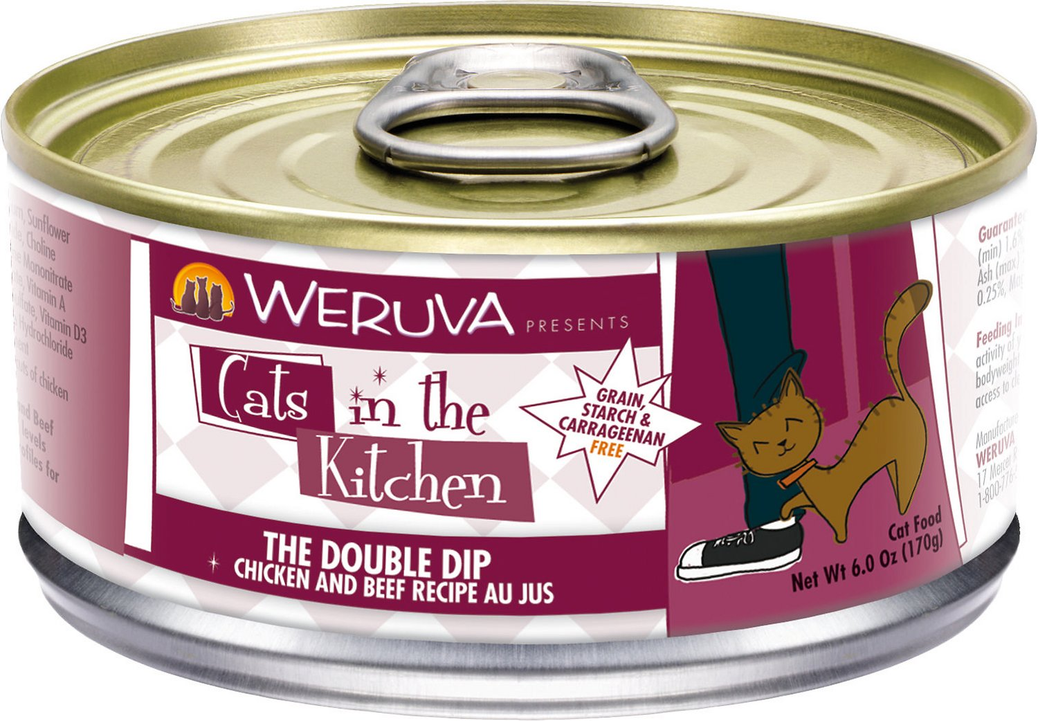 Cats In The Kitchen Canned Food