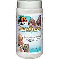 Wysong DentaTreat Dog & Cat Food Supplement, 9.5-oz bottle