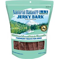 Natural Balance L.I.T. Limited Ingredient Treats Jerky Bark Chicken & Sweet Potato Formula Dog Treats, 6-oz bag