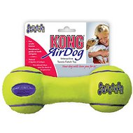 KONG AirDog Dumbbell Dog Toy, Small