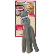 KONG Wubba Cat Friends Mouse Cat Toy, Color Varies