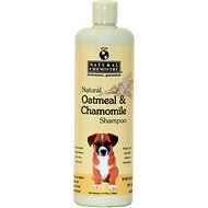 Natural Chemistry Natural Oatmeal & Chamomile Shampoo for Dogs, 16.9-oz, bottle