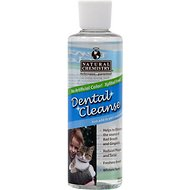 Natural Chemistry Dental Cleanse for Cats & Kittens, 8-oz, bottle