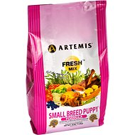 Artemis Fresh Mix Small Breed Puppy Formula Dry Dog Food, 30-lb bag