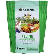 Artemis Fresh Mix Feline Formula Dry Cat Food, 18-lb bag