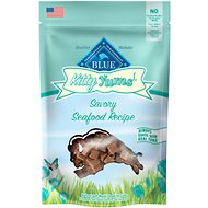 Blue Buffalo Kitty Yums Savory Seafood Recipe Cat Treats, 2-oz bag
