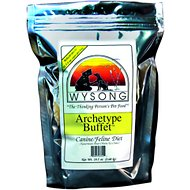 Wysong Archetype Buffet Freeze-Dried Dog & Cat Food, 19.5-oz bag ( makes the equivalent of 11 - 5.5 oz. cans)