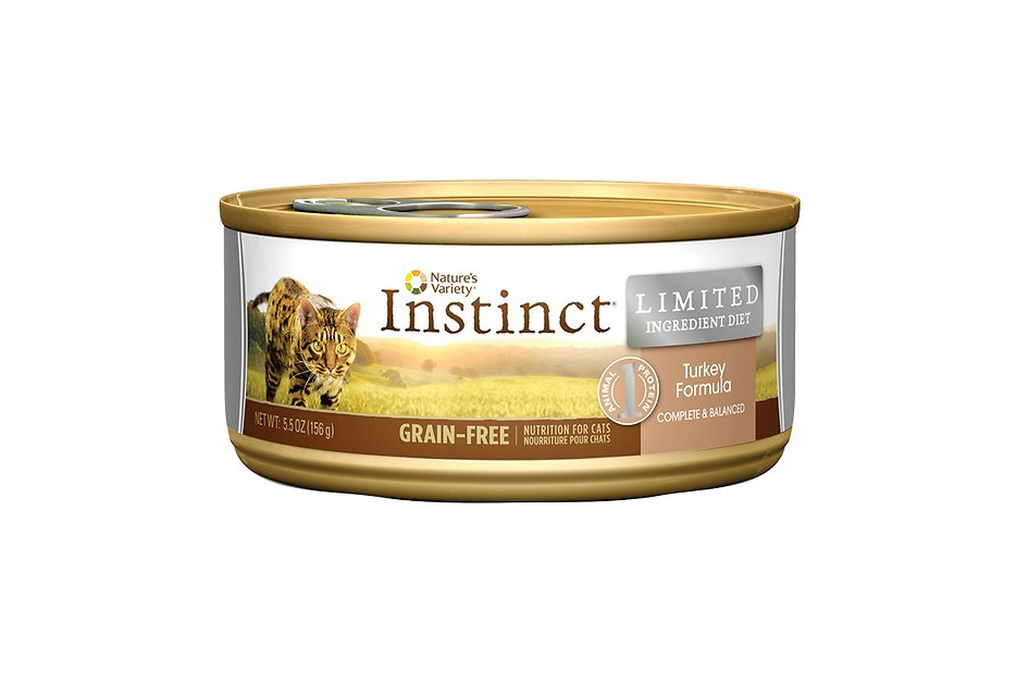 Nature S Variety Instinct Limited Ingredient Canned Cat Food
