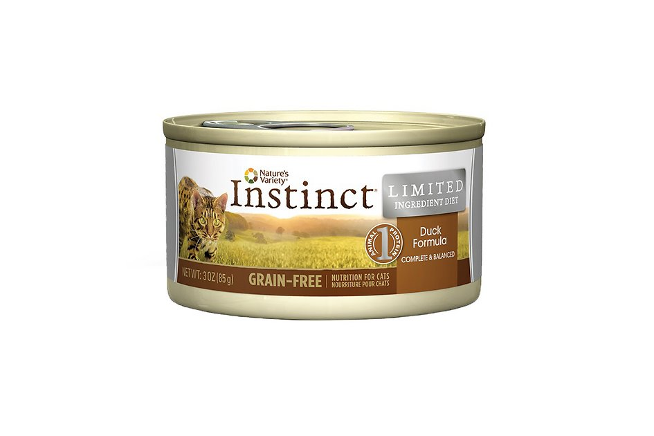 Nature S Variety Limited Ingredient Cat Food