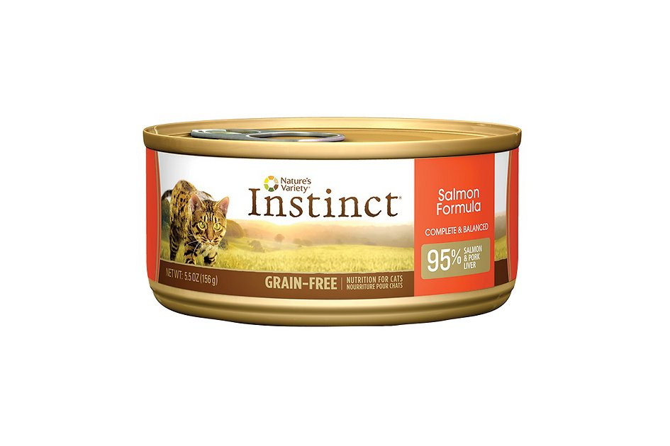 Nature S Variety Instinct Grain Free Salmon Formula Canned Dog Food
