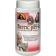 Wysong Biotic pH+ Supplement, 10-oz bottle